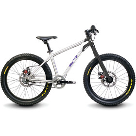 "Early Rider Hellion Trail 24"" Kinderrad brushed aluminum/black"